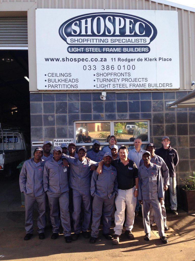 teamwork shospec LSF-project-quality-shopfitting-light-steel-frame-building-pmb-kzn-management