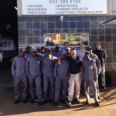 teamwork shospec LSF-project-quality-shopfitting-light-steel-frame-building-pmb-kzn-management-team