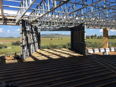 dabmar manufacturing plant shospec-project-light-steel-frame-building-lsf-construction-acoustic-dry-walls-pietermaritzburg