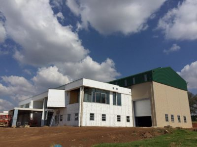 dabmar manufacturing plant shospec-project-light-steel-frame-building-lsf-construction-dry-wall-pietermaritzburg