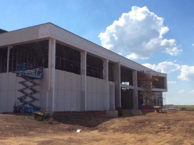 dabmar manufacturing plant shospec-project-light-steel-frame-building-lsf-construction-fireproofing-pietermaritzburg