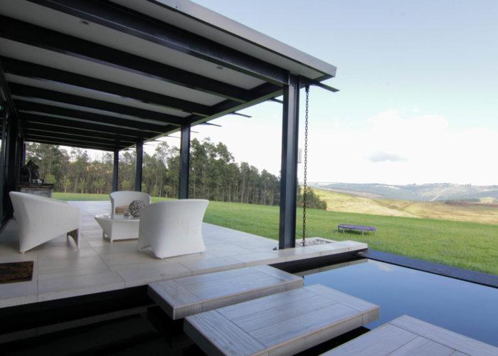 declercq house cottage shospec-project-light-steel-frame-building-lsf-construction-Mount-Verde-Hilton