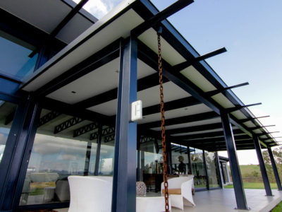 declercq house cottage shospec-project-light-steel-frame-building-lsf-construction-suspended-ceilings-Mount-Verde