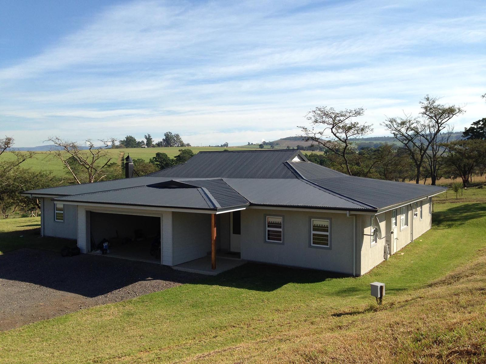 house cumming shospec-project-light-steel-frame-building-lsf-construction-Bishopstowe-Pietermaritzburg-kzn