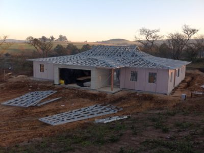 house cumming shospec-project-light-steel-frame-building-lsf-construction-aluminum-Pietermaritzburg