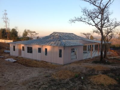 house cumming shospec-project-light-steel-frame-building-lsf-construction-bulkheads-Pietermaritzburg