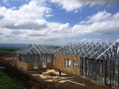 house koen shospec-project-light-steel-frame-building-lsf-construction-Pietermaritzburg-partitioning