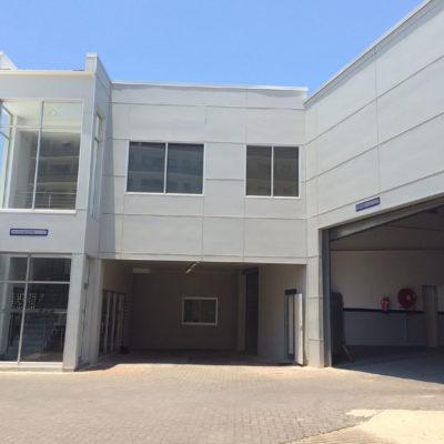 hyundai gateway shospec light-steel-frame-LSF-construction-dry-wall-shopfitting-drywalling-roof-top-extension