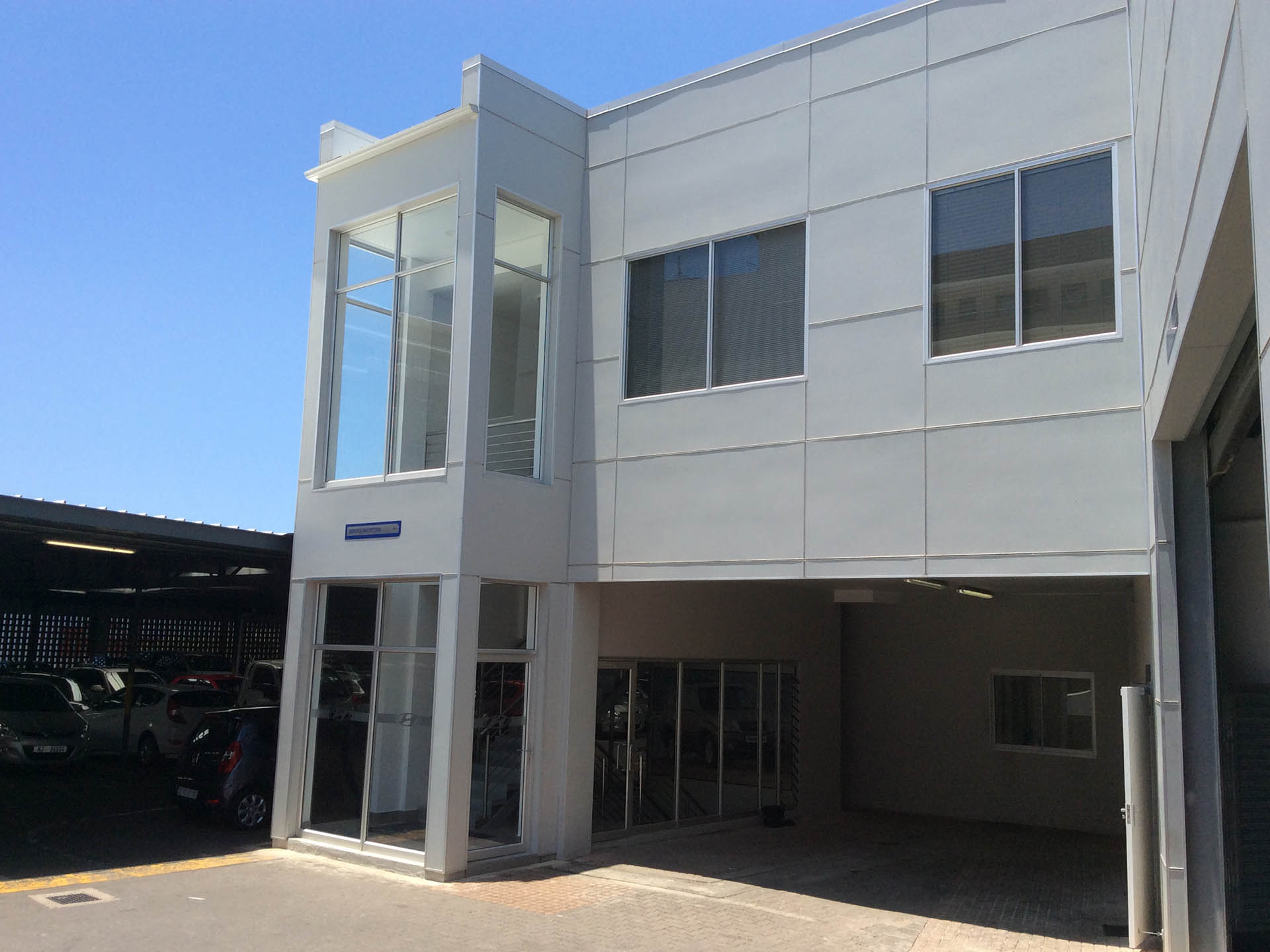 hyundai gateway shospec light-steel-frame-LSF-construction-shopfitting-partitioning-drywalling