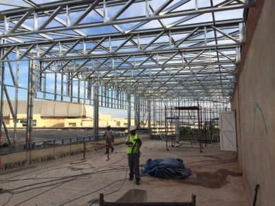 hyundai gateway shospec light-steel-frame-builders-ceilings-LSF-construction