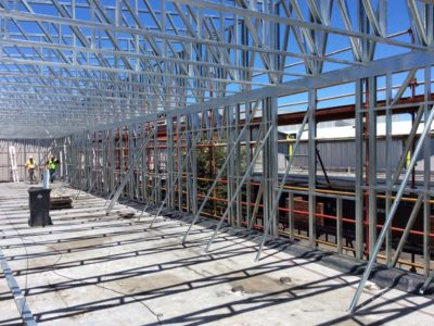 sumitomo rubber shospec project-light-steel-frame-building-lsf-construction-bulkheads-acoustic-dry-walls-pietermaritzburg