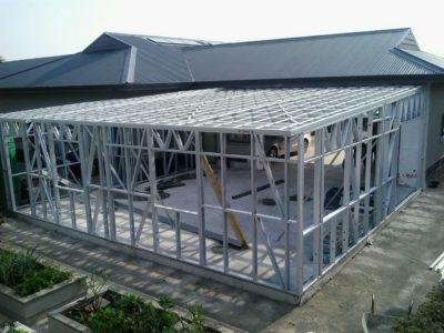 house kahler - extension shospec-project-light-steel-frame-building-LSF-construction-builders-pietermaritzburg-kzn