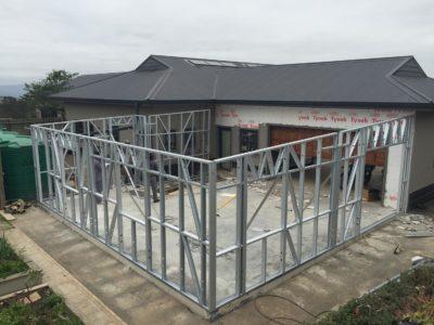house kahler - extension shospec-project-light-steel-frame-building-LSF-construction-installations-builders-pietermaritzburg-south-africa