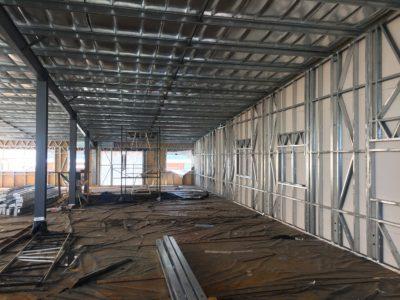 neil woolridge motorsport workshop shospec-project-LSF-construction-light-steel-frame-building-installations-ceilings-pietermaritzburg-kzn