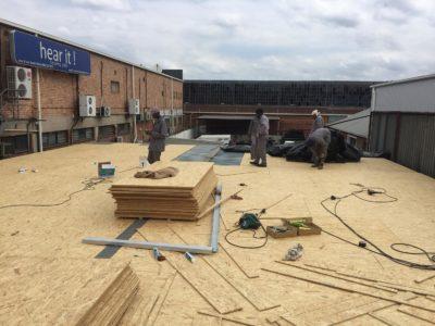 neil woolridge motorsport workshop shospec-project-light-steel-frame-building-pietermaritzburg