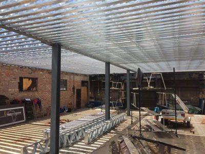 neil woolridge motorsport workshop shospec-project-light-steel-frame-building-quality-shopfitting-access-flooring-pietermaritzburg