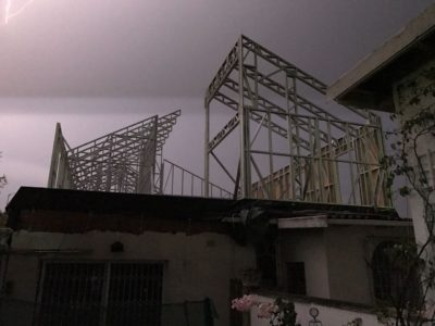 house bredin shospec-light-steel-frame-extension-project-pmb-kzn-dry-wall