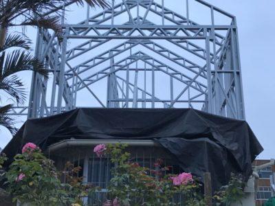 house bredin shospec-light-steel-frame-extension-project-pmb-kzn-drywalling