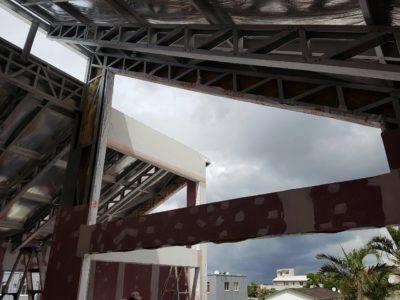 house bredin shospec-light-steel-frame-extension-project-pmb-kzn-installations