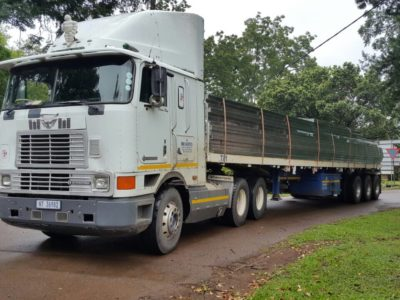 townhill-office-park-joint-venture-shospec-project-turnkey-service-pmb-kzn-Steel-delivery-truck