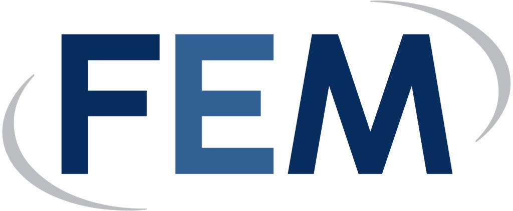 safety first Shospec-FEM-annual-awards-quality-shopfitting-light-steel-frame-building-pmb-fe-logo
