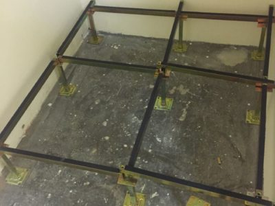 access flooring raised-flooring-shospec-light-steel-frame-building-lsf-construction-pietermaritzburg-shopfitting